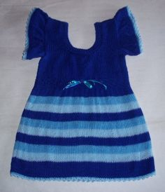 Short Sleeve Dresses, Dresses With Sleeves, Projects To Try, Fashion, Dresses For Girls, Sleeves, Striped Dress Outfit, Embroidery, Projects