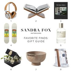2020 Gift Guide Gift Guide, Home Goods, Place Cards, Place Card Holders, Interior, Gifts, Presents, Indoor, Interiors