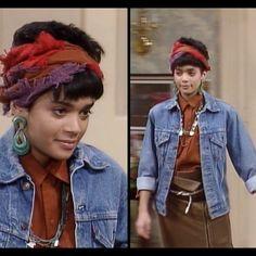 Denise/Lisa Bonet .. Perfect fashion inspiration .