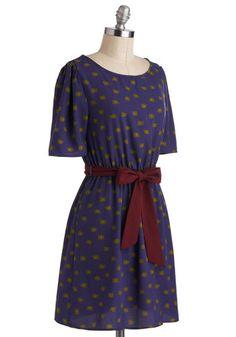 We Got the Trunk Dress in Indigo, #ModCloth