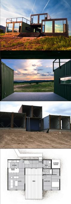 Container Building how to build your own shipping container home | shigeru ban, house