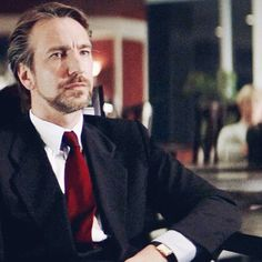 Hans Gruber, Hard Movie, Snape And Lily, Louis Garrel, Miss U So Much, Alan Rickman Severus Snape, Actors & Actresses, Harry Potter, Handsome