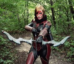 My Dark Brotherhood Assassin was a dream cosplay of mine to complete! I have 276…