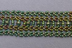bead weaving patterns for bracelets Bead Embroidery Patterns, Beaded Bracelet Patterns, Bead Loom Patterns, Beaded Embroidery, Beading Patterns, Beaded Bracelets, Knitting Patterns, Color Patterns, Art Patterns