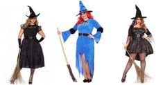 Find dit Halloween kostume i plus size - her findes massere af uhyggelige kostumer i store størrelser
