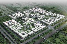 HENN Nanopolis Suzhou, CN Completion 2011 - 2013