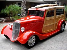 33 Ford Woody!