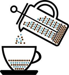 - Wie man Kaffee in der Stempelkanne perfekt zubereitet French Press, Blog, Brunch, Cards, Tasty, Dreams, Kaffee, Blogging, Maps