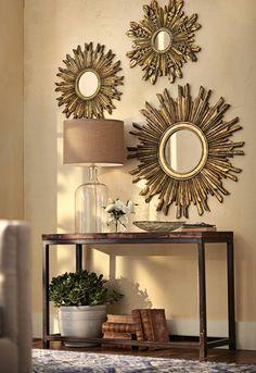 Espejos circulares - #mirrors