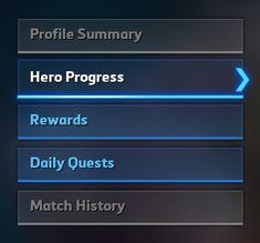 《风暴英雄》玩家&英雄等级系统及奖励调整