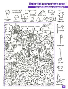 Hidden Pictures for Kids Elegant Hidden Pictures Coloring Page Highlights Hidden Picture – Coloring Books Gallery Hidden Object Puzzles, Hidden Picture Puzzles, Hidden Objects, Color Activities, Activities For Kids, Colouring Pages, Coloring Books, Highlights Hidden Pictures, Hidden Pictures Printables