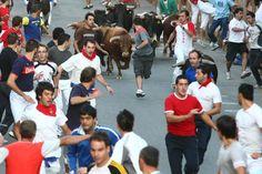 Encierro de Tafalla, Navarra