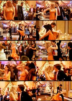 "Javier & Katey (Diego Luna & Romola Garai,) ""Dirty Dancing: Havana Nights"""