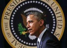 President Barack Hussein Obama, 1st Black President of the United States of America  (2008 - 2015)
