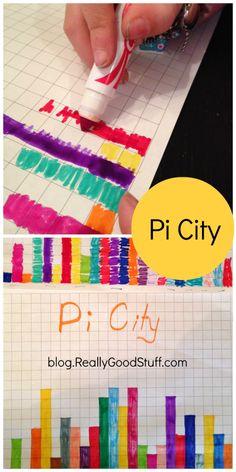 Pi City - Pi Day Activity