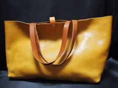 Bag ハンドメイド高級本革鞄ヌメ革CレザーボストントートバッグYE525 インテリア 雑貨 Handmade ¥181yen 〆05月19日