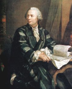 Apr 15, 1707 - Sep 18, 1783:   Leonhard Euler was a pioneering Swiss mathematician and physicist. He made important discoveries in fields as diverse as infinitesimal calculus and graph theory. He also introduced much of the modern mathematical terminology and notation, particularly for mathematical analysis, such as the notion of a mathematical function. He is also renowned for his work in mechanics, fluid dynamics, optics, and astronomy.