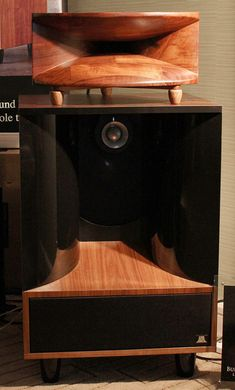 Listening Burwell Mother of Burl loudspeaker Page 2 Subwoofer Box Design, Speaker Plans, Horn Speakers, Diy Tech, High End Audio, Design Competitions, Loudspeaker, Audio System, Audiophile