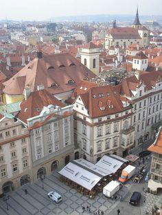 Mis Viajes por el Mundo: Praga, REPUBLICA CHECA