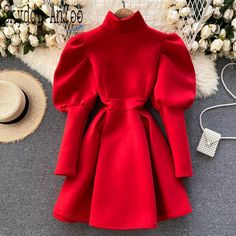 Elegant Dresses For Women, Stylish Dresses, Christmas Dress Women, Ladies Party, Dress First, Fall Dresses, Fashion Outfits, Spandex Material, Polyester Spandex