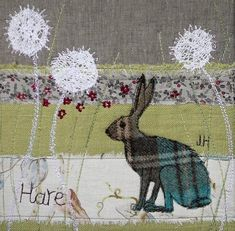 Cajame Creations: Hares and Graces