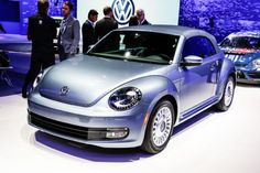 2016 Volkswagen Beetle Dune, Beetle Denim Debut in L.A. A toughened Bug and a limited-run denim-themed model. http://www.automobilemag.com/auto_shows/los_angeles/2015/2016-volkswagen-beetle-dune-and-denim-debut-in-l-a/