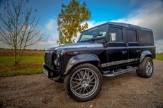 Land Rover Defender Rallye Sport - Land Rover Defender Icon