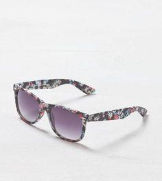 Multi AEO Floral Icon Sunglasses