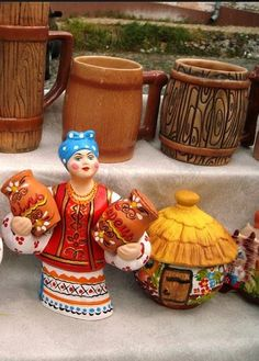 Ceramic, Ukraine, from Iryna with love