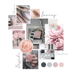 Working hard on a new exciting project and how gorgeous is this moodboard? Totally in love with these dove grey and dusky pink tones. Creating a new logo and brand refresh for an amazing creative company and I will be sharing their new branding very soon. Branding Design, Logo Design, Graphic Design, Collage Background, Fashion Portfolio, Jewelry Branding, Brand Inspiration, Moodboard Inspiration, Aesthetic Wallpapers