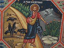 Parable of the Sower - Wikipedia, the free encyclopedia