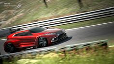 Mitsubishi Brings Concept XR-PHEV Evolution Vision Gran Turismo To Virtual Life: Video