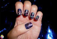 Galaxy Nails by Bru Pio