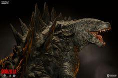 Godzilla Maquette