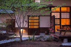 """「大泉の舎」は、誰もが心の中に持っているであろう""""日本の原風景""""の中に建てられた""""古き良き日本家屋""""といったイメージを喚…"""
