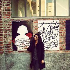 Fabbrica del Vapore in Milano, Lombardia aiap dx 2015 - Refugee Crisis