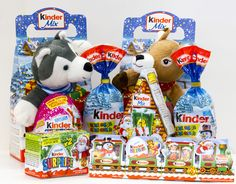 Enter For A Chance To Win A Kinder Surprise Prize Pack. Easy to enter!!