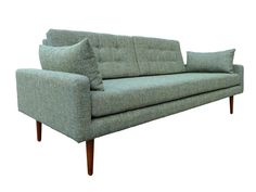 Mid Century Modern Daybed Casara Modern Executive Sofá Daybed with Arms Mid Century Modern Daybed, Mid Century Modern Furniture, Midcentury Modern, Couch, Sectional Sofa, Sofa Daybed, Open Space Living, Living Spaces, Living Room
