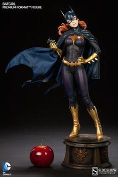 Batgirl Premium Format – Estátua DC Comics Sideshow Collectibles