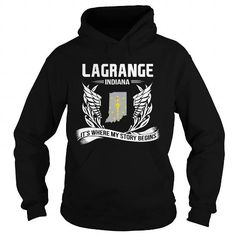I Love  Lagrange T shirts