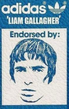 Can't beat a bit of Liam Monday morning. Liam Gallagher, Football Casual Clothing, Football Casuals, Liam Oasis, Liam And Noel, Casual Art, Manchester Art, Adidas Retro, Frames