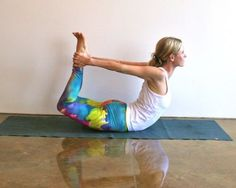 A Backbend Sequence For Anyone Who Sits All Day - mindbodygreen.com