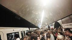 """Squaglio #romalido 50 sfumature di sudore e dintorni  Di @spacifico76   Su """"Scusate il ritardo, sono venuto con la"""""""