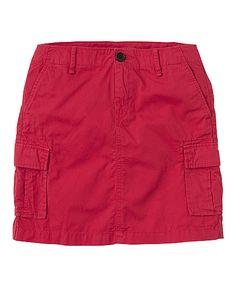 Cargo Mini Skirt from Uniqlo
