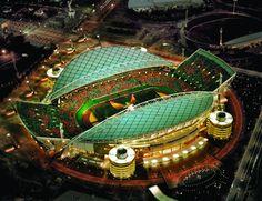 Stadium Australia, Sydney, Australia                                                                                                                                                                                 More