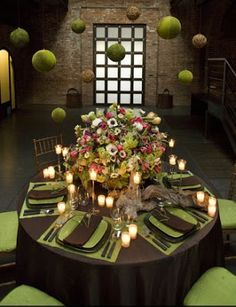 Interior rendering le fais do do wedding venues pinterest lime green and brown party decorations decoration on the fleurs nyc website junglespirit Choice Image
