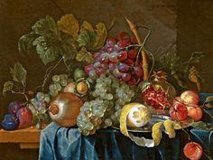 картины художника Jan Davidsz de Heem-08