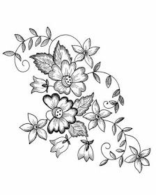 Avon Creative Needlecraft Crewel Embroidery Kit Birds and Blossoms Picture - Embroidery Design Guide Bordados Tambour, Tambour Embroidery, Crewel Embroidery Kits, Hand Embroidery Patterns, Floral Embroidery, Butterfly Drawing, Art Drawings Sketches Simple, Quilling Patterns, Satin Stitch