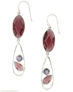 What could be more perfect than these #Earrings! #Glass, #Sterling #Silver. #Silpada #Jewelry