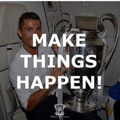 #makethingshappen #motivation #success #closer #inspiration #soccer #cristianoronaldo #evwins1 #goals #success #noexcuses #nolimits #staystrong #youcandoit